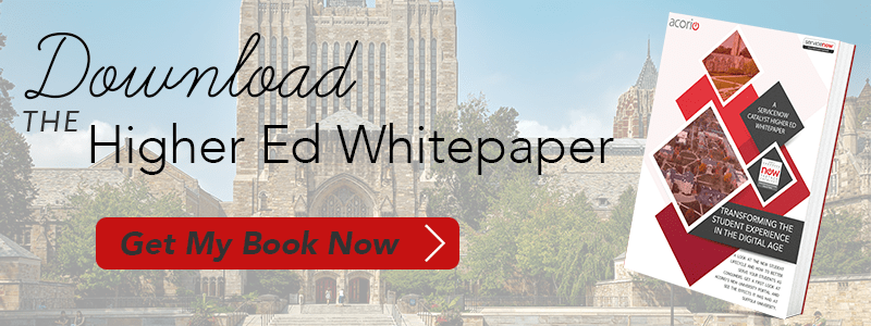 Download the Higher Ed Whitepaper