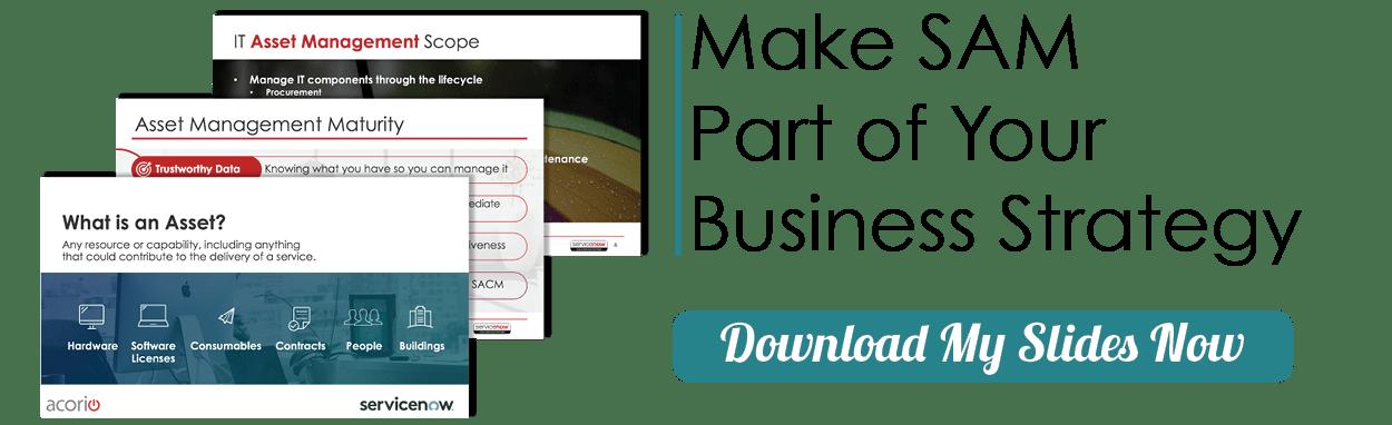Software Asset Slide Download
