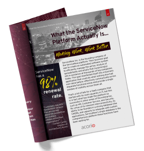 ServiceNow Primer eBook Preview